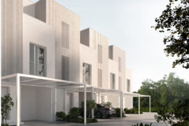 Vile Jasmina Tacen – gradnja in prodaja